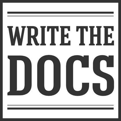 Write the Docs Prague 2021